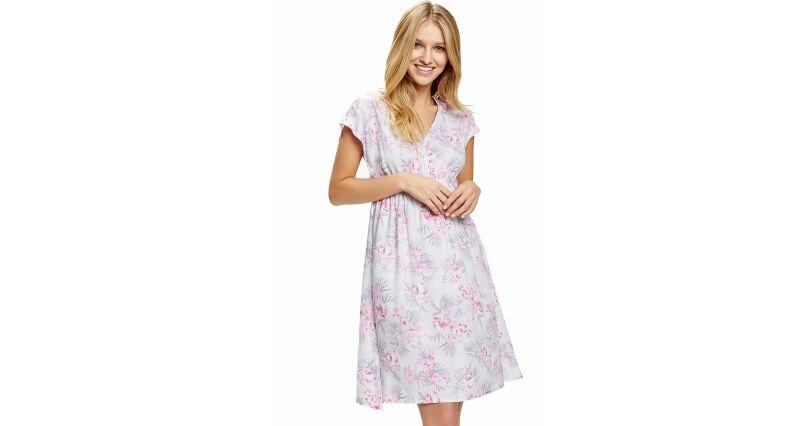 aaec305dc94654 Koszule nocne - Piżamy - Szlafroki - Koszule nocne - Bielizna - kwiaty -  Esotiq - wszystkie produkty na stronie - Sklep INTYMNA.PL™