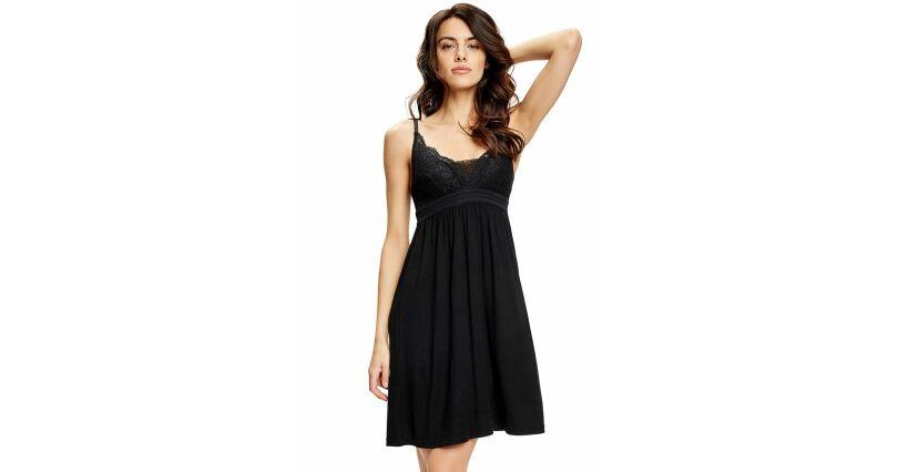 ece31310e20135 Koszulki nocne - Piżamy - Szlafroki - Koszule nocne - Bielizna - czerń -  Esotiq - wszystkie produkty na stronie - Sklep INTYMNA.PL™