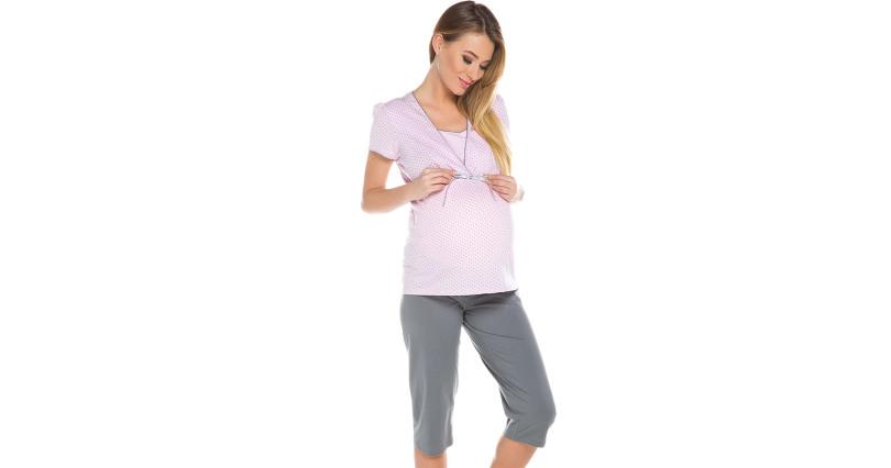 5b4c3c80e0285f piżamy/koszule nocne - Bielizna ciążowa - Bielizna - wszystkie produkty na  stronie - Sklep INTYMNA.PL™