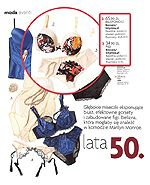 afa3b0bc789a3a Bieliznę BOCCARA dostępną tylko w Intymna.pl, możecie zobaczyć w najnowszym  numerze Avanti - Październik 2010, nr 10. A w nim: głębokie miseczkie, ...